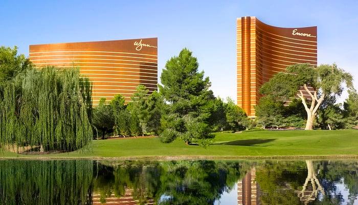 Wynn ve Encore - Las Vegas