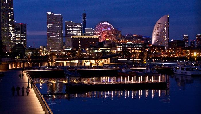 Yokohama - Japonya