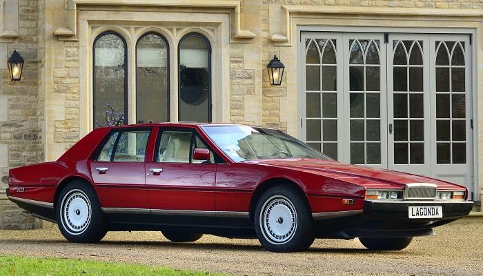 1978-89 Aston Martin Lagonda
