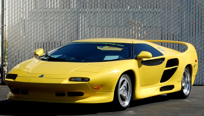 1989-93 Vektor W8