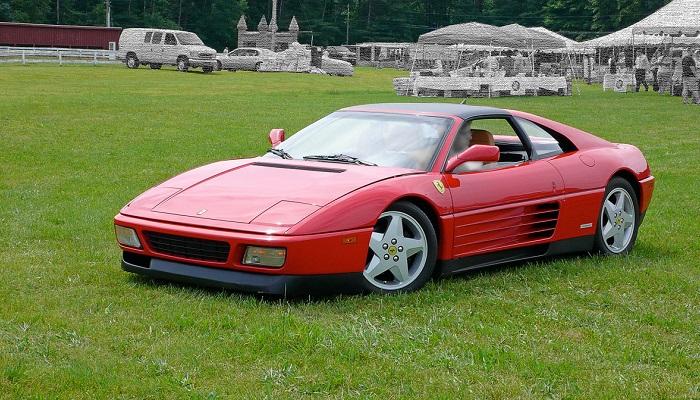 1989-95 Ferrari 348