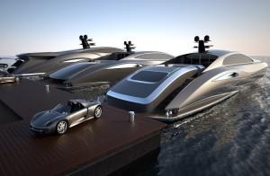 2015 Boat International World Ödülünü Alan 8 Süper Yat