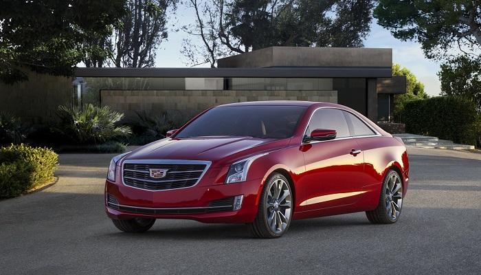 2015 Cadillac ATS Coupe