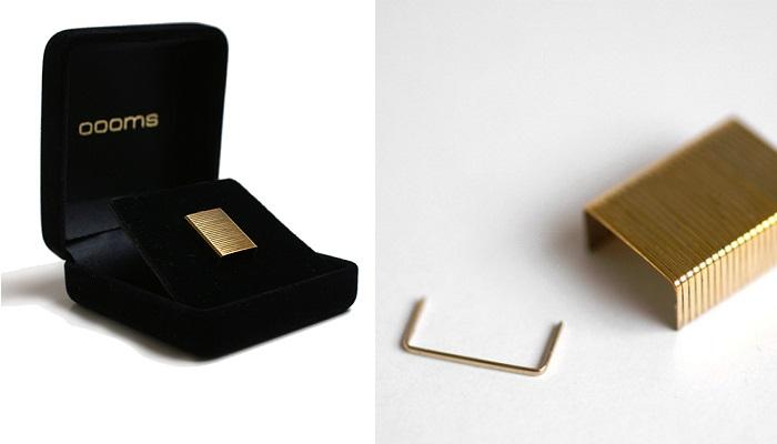 Altın Kaplama Zımba – OOOMS