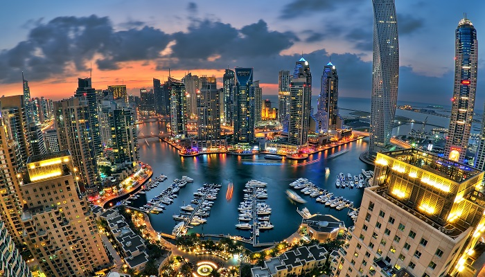 Dubai Yat Limanı