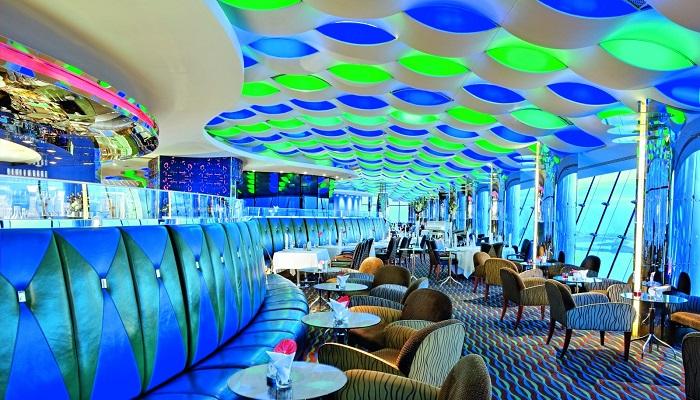 Skyview Bar ve Dünyanın En Pahalı Kokteyli