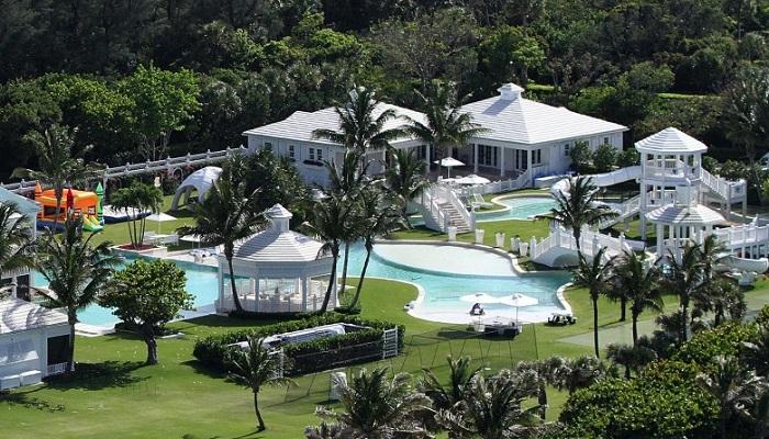 Celine Dion Konağı ve Su Parkı