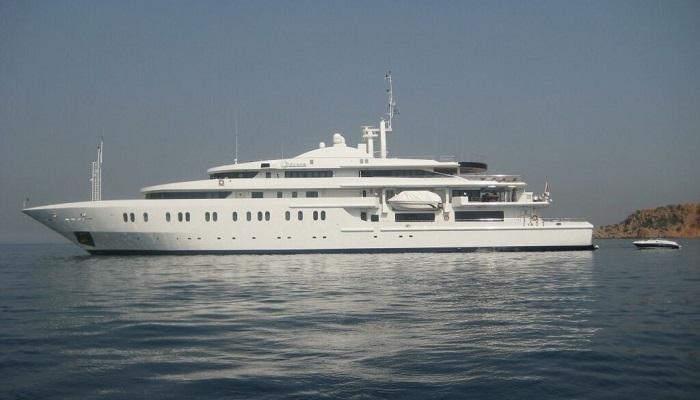Delma - Yolcu Gemisi/Yunanistan