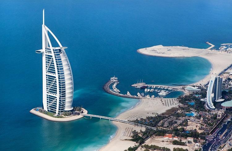 """Dubai'nin En Lüks Oteli """"Burj Al Arab"""""""