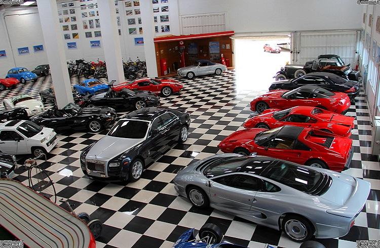 Dünyaca Ünlü Yıldızların En Çılgın Araba Koleksiyonları