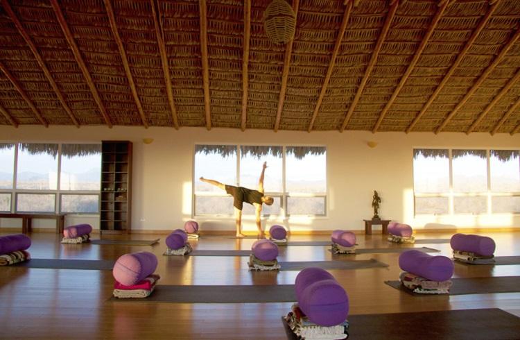 Dünyanın En Lüks 10 Yoga Merkezi