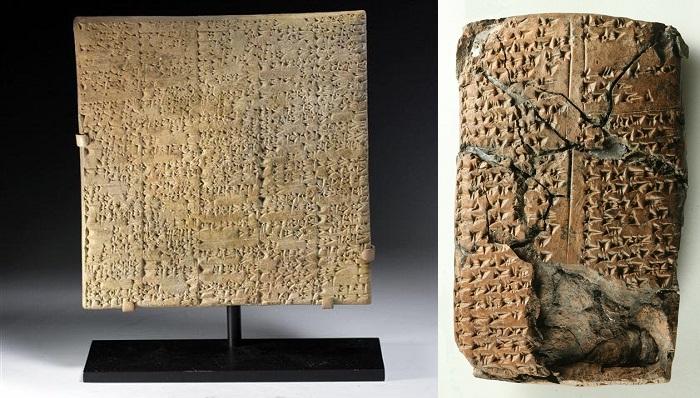 En Değerli Antik Tablet
