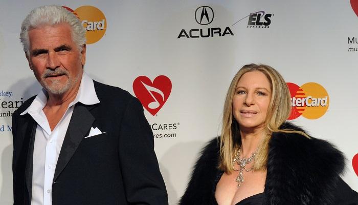 Barbra Streisand & James Brolin