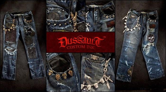 Dussault Apparel's Trashed