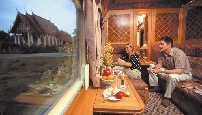 Eastern&Oriental Express - Singapur'dan Bangkok'a