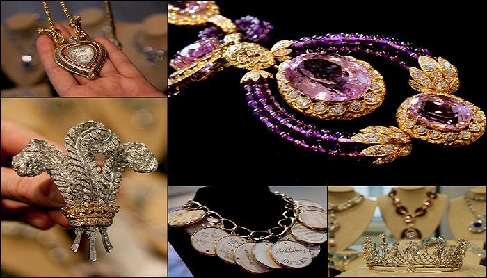 Elizabeth Taylor'ın Mücevher Koleksiyonu