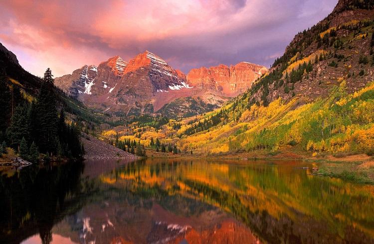 Eşsiz Güzelliğiyle En Lüks 10 Tatil Bölgesi