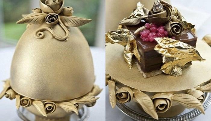 Faberge Yumurta Tatlı