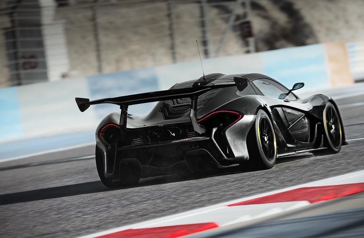 """Gözlerinizi Bu Otomobilden Alamayacaksınız! """"McLaren P1 GTR"""""""