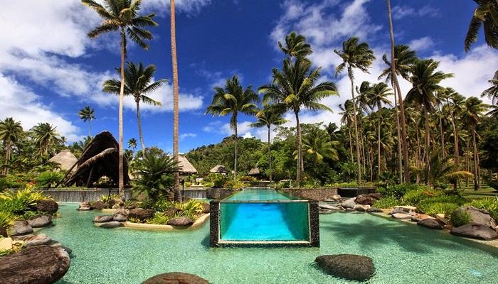 Laucala Otel - Laucala Adası/Fiji