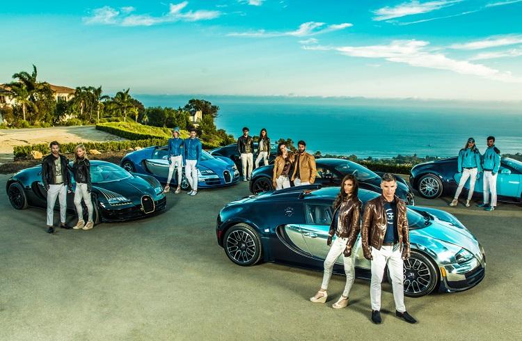 Lüksün Diğer İsmi Bugatti ve The Blue of London