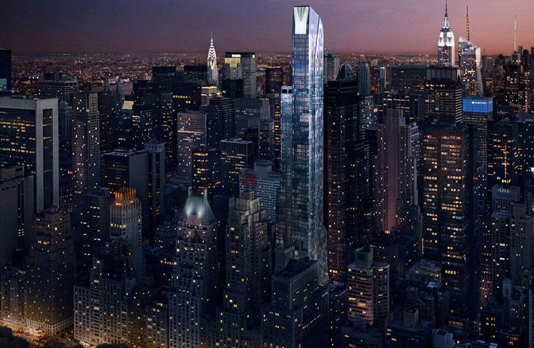New York'ta Rekor Fiyata Satılan Rezidans