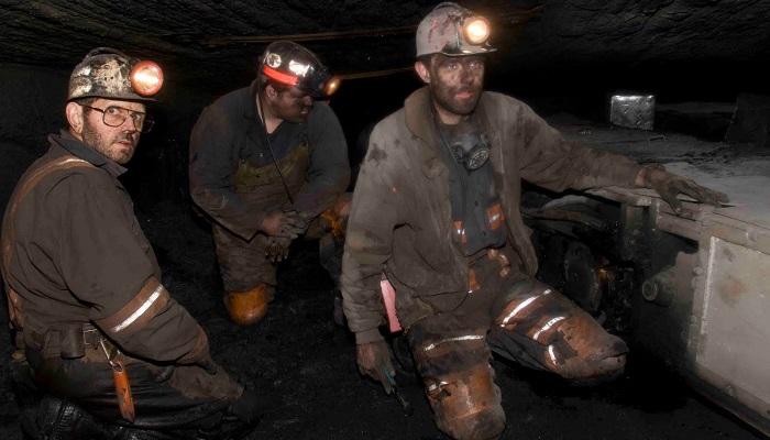 Kömür Madeni İşçiliği