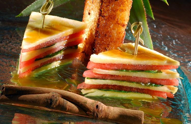 Damak Lezzetinize Uygun En Pahalı Club Sandwich