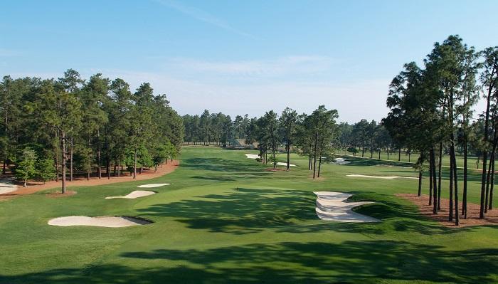 Pinehurst No. 2 - Kuzey Carolina