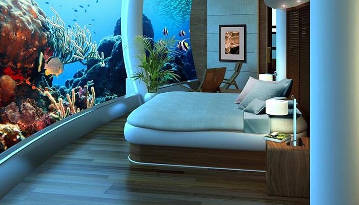 Poseidon Sualtı Oteli