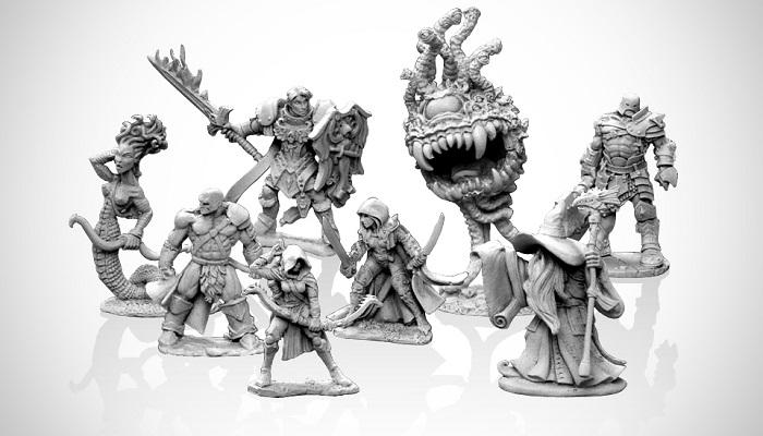 Reaper Minyatür Kemikler