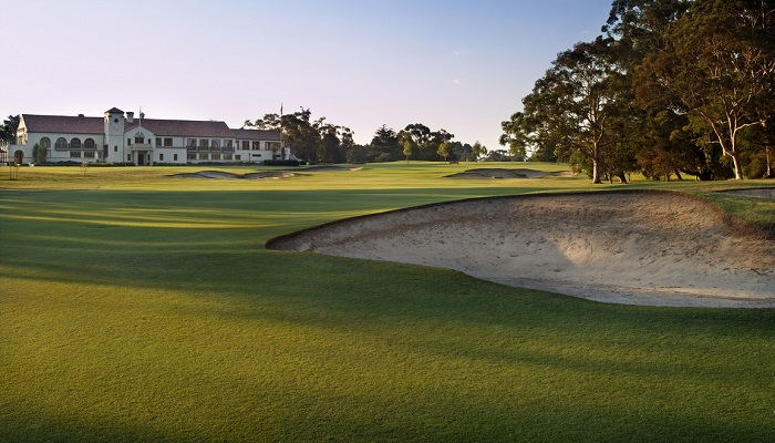 Royal Melbourne Golf Tesisi - Avustralya