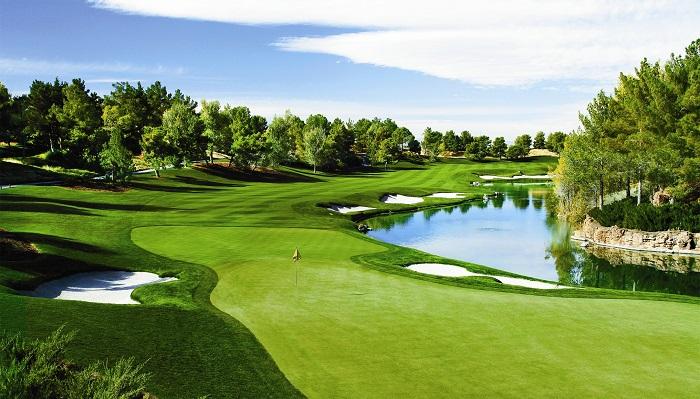 Shadow Creek Golf Sahası - Las Vegas