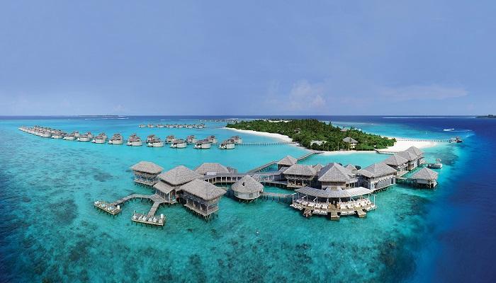 Six Senses ve Soneva Gili - Kuzey Male Mercan Adası/Maldivler