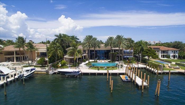 Konak ve Su Parkı - Boca Grande/Florida