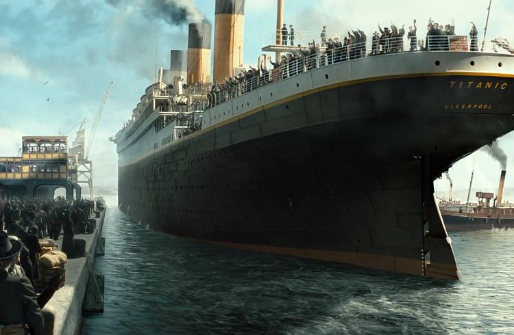 """Tarihin Unutulmaz Gemisi Canlanıyor! """"Titanik II"""""""