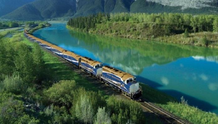 Trans Kanada Tren Macerası - Toronto'dan Vancouver'e