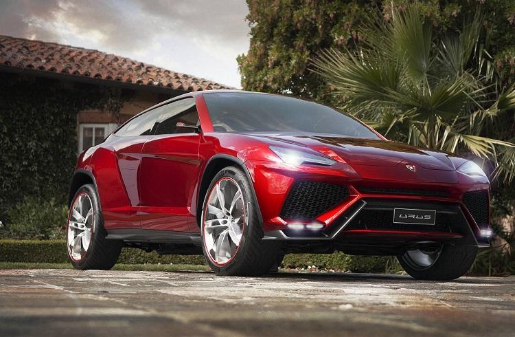 """2018 Yılının Beklenen Arabası """"Lamborghini Urus SUV"""""""
