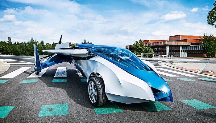 Aeromobil - Uçan Roadster