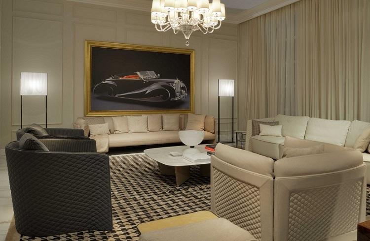 Bentley İmzalı Sofistike Ev Dekorasyon Ürünleri