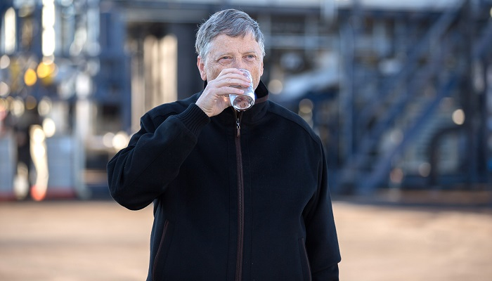 Bill Gates - Atık Su İçmek