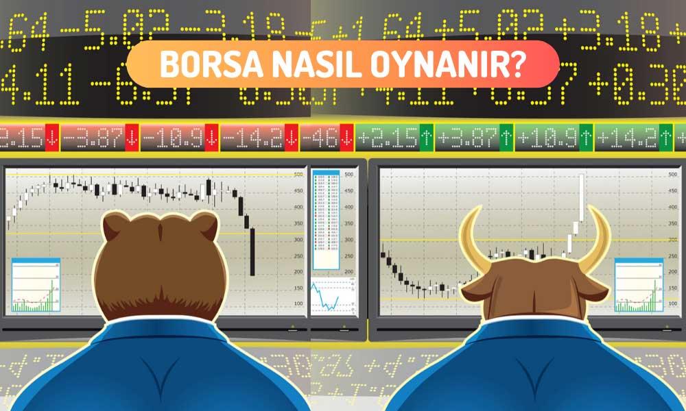 Borsa Nasıl Oynanır?   Paratic