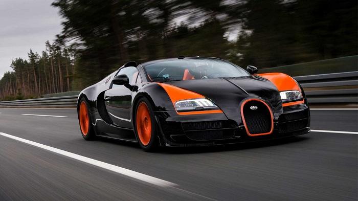 Bugatti Veyron Tur