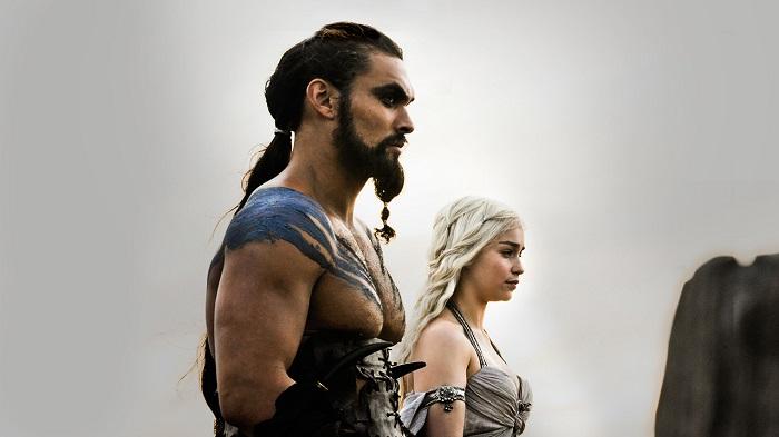 Daenerys Targaryen ve Khal Drogo