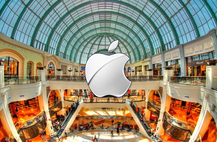 Dünyanın En Büyük Apple Mağazası Dubai'de Açılıyor!