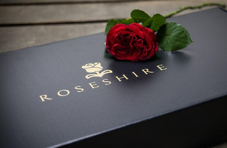 Dünyanın En Lüks Çiçek Sipariş Evi: Roseshire