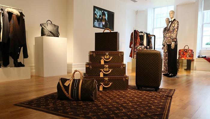 Louis Vuitton - Deri Bagaj Seti