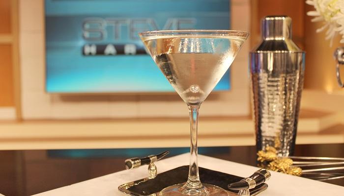Elmaslı Martini Kokteyli