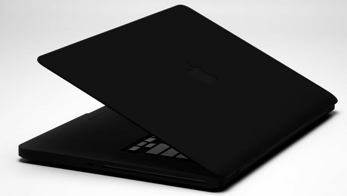 Stealth Macbook Pro by ColorWare