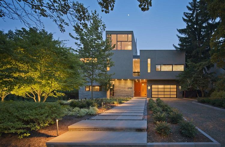 Düşlerinizi Süsleyecek Harika Bir Ev: Brandywine House